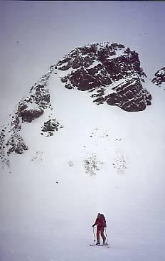 gletscherbruch und kraeuterknoedel